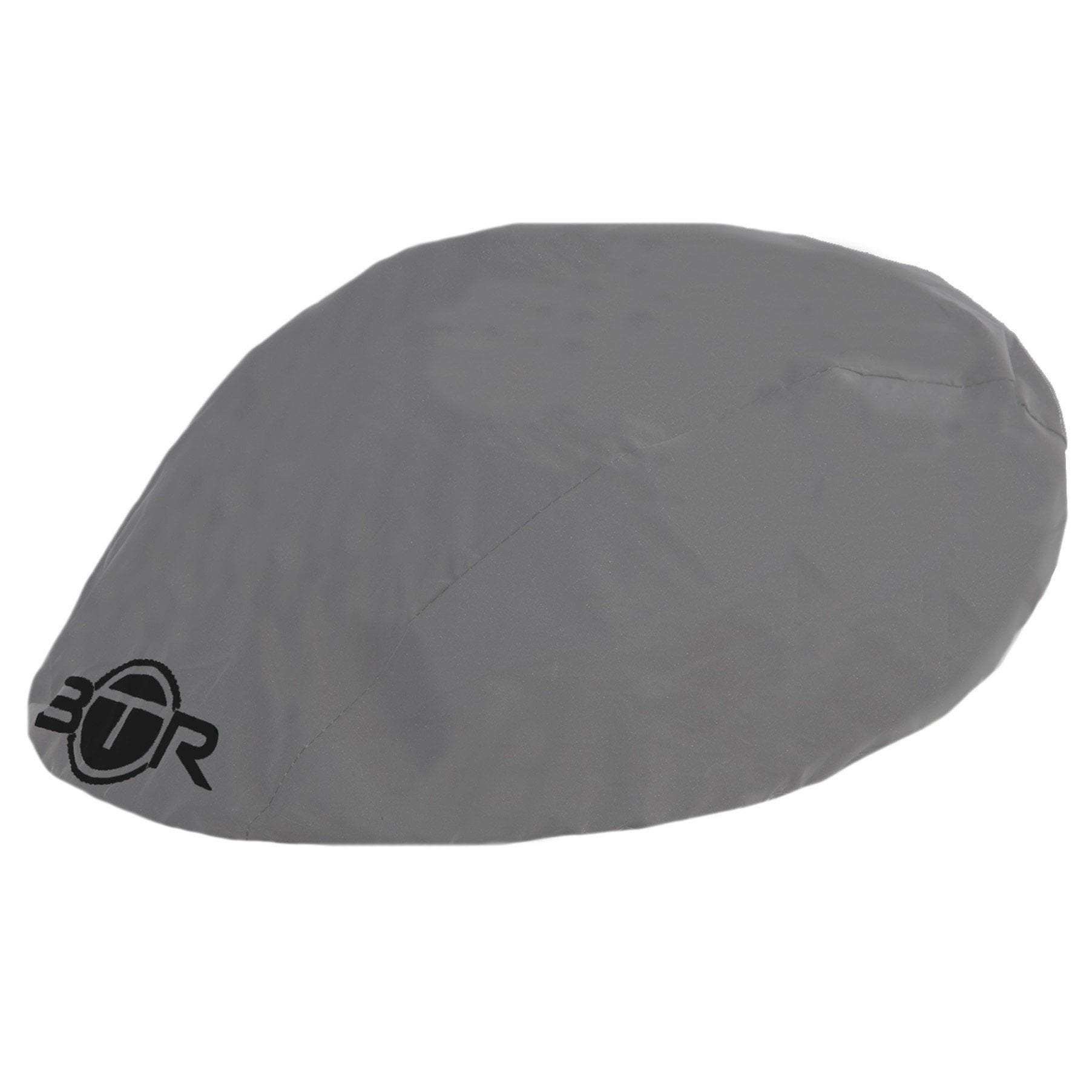 fb2eef363189 BTR Bicycle High Visibility Waterproof Bike Helmet Cover. High Viz ...