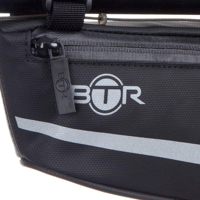 BTR Bicycle Crossbar Frame Triangle Corner Bike Bag. Cycling Accessory