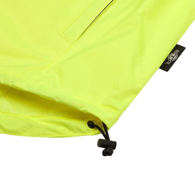BTR Waterproof Cycling Outdoor High Visibility Reflective Jacket