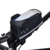 BTR Bike Crossbar Frame Bike Bag with Mobile Phone Holder - Gen 6
