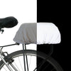 BTR High Visibility Reflective Rear Rack Bicycle Bag Cover