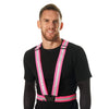 High Visibility Reflective Vest, Sash, for Running & Cycling