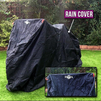 BTR Heavy Duty Waterproof XL Bike Cover 2 images