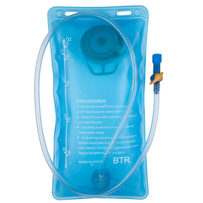BTR Hyrdation Pack EVA Bladder, Water Bag 2L. BPA Free
