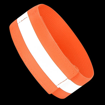 BTR High Visibility Reflective Running & Cycling Ankle & Arm Bands