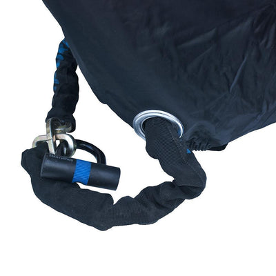 BTR Heavy Duty Waterproof Extra Large Bicycle Cover security lock image