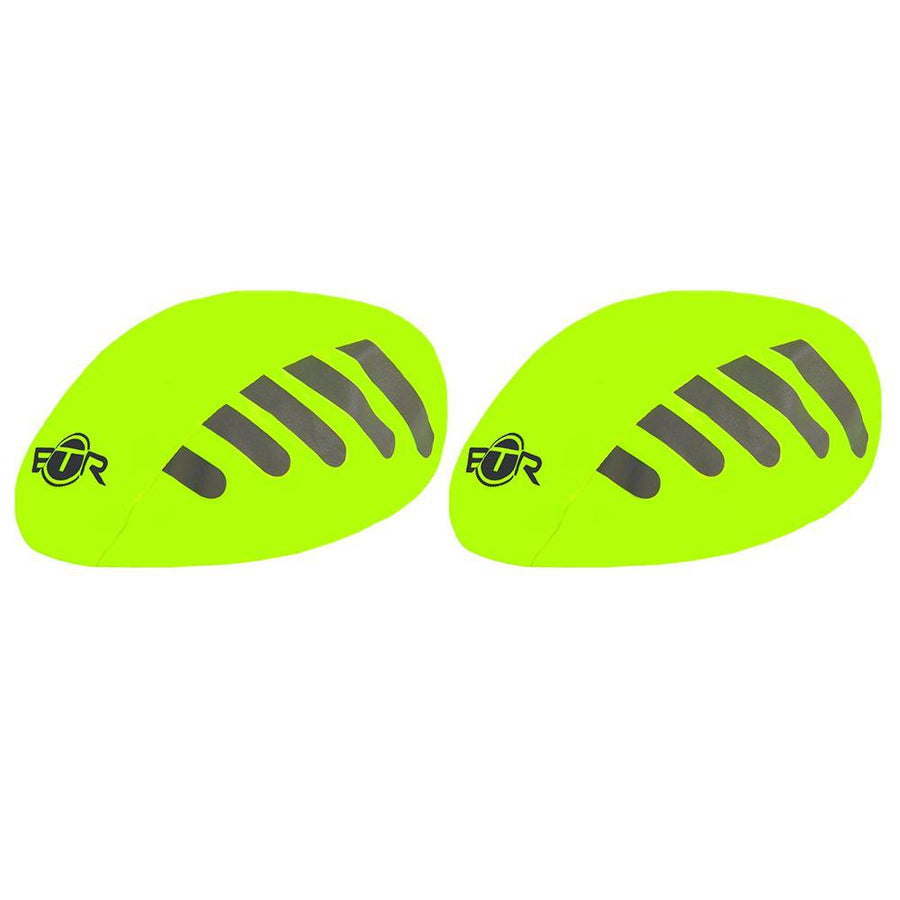 2e3122203275 BTR Bicycle High Visibility Waterproof Bike Helmet Covers x 2