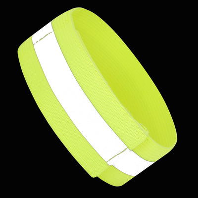BTR High Visibility Reflective Running & Cycling Arm & Ankle Bands.