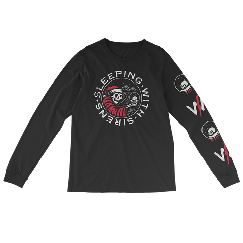 Black Xmas Long Sleeve
