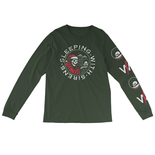 Green Xmas Long Sleeve
