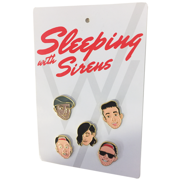 SWS Band Pin Set
