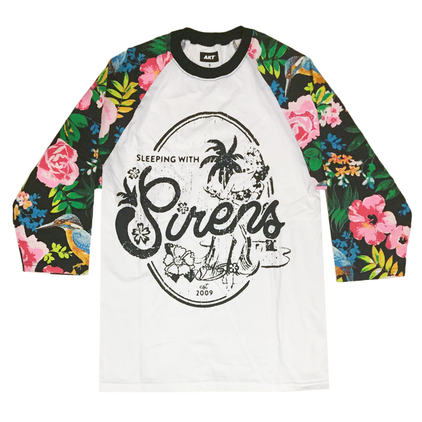 Vintage Hawaii Raglan