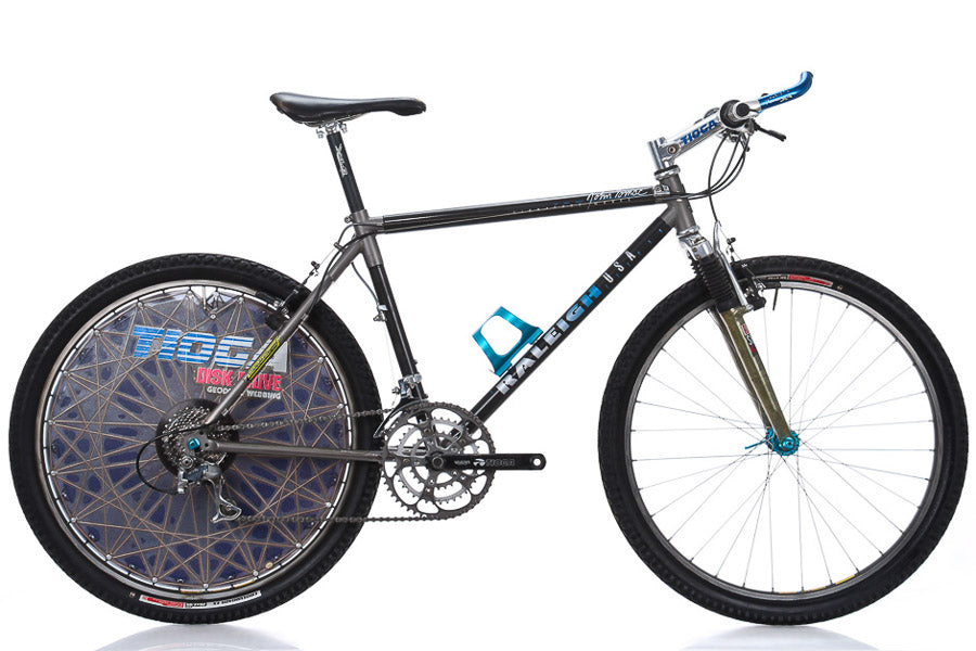 1993 Raleigh Tomac Signature