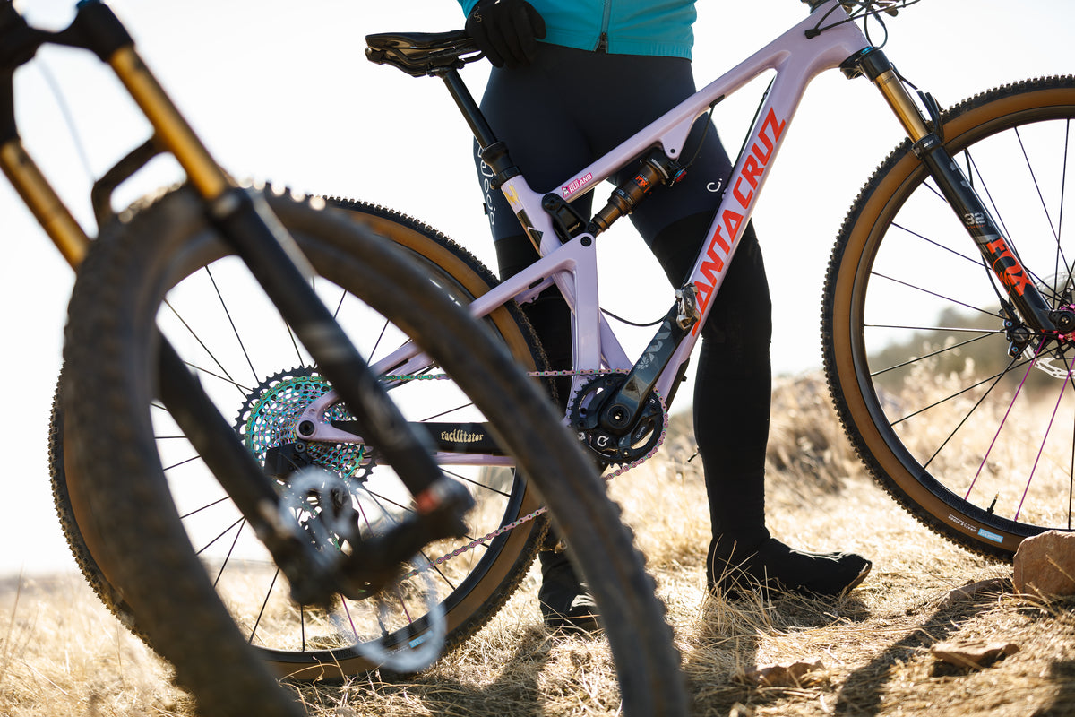 Plush mountain bike suspension ... What's that really mean?