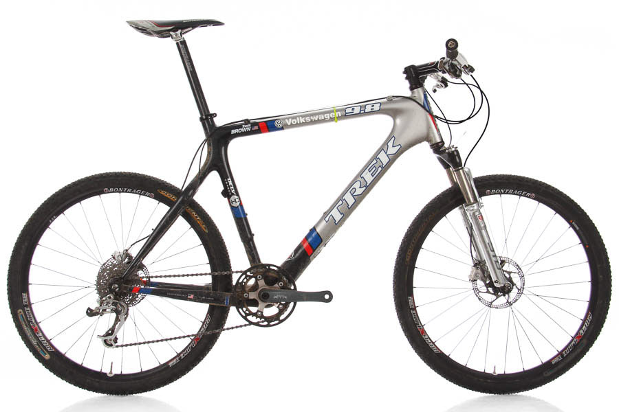 Travis Brown's 2004 Trek Fuel 9.8