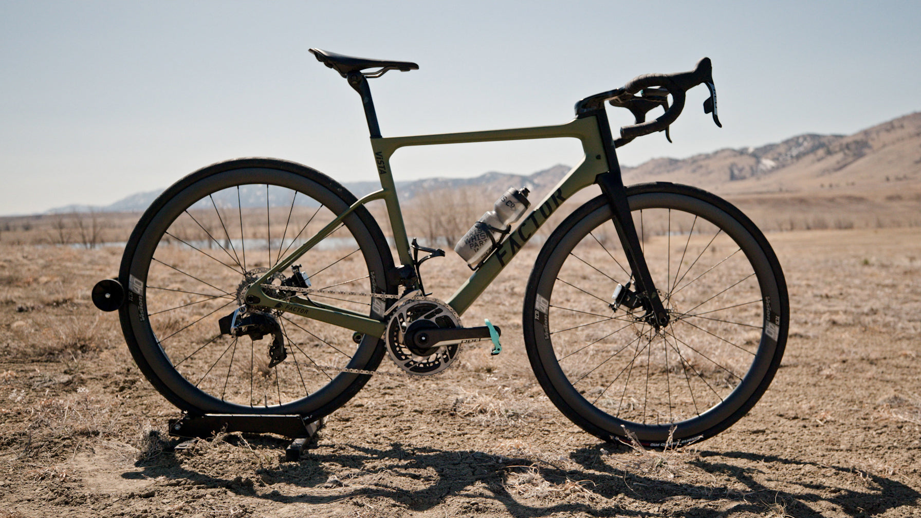2020 Factor Vista review: The ultimate all-road bike