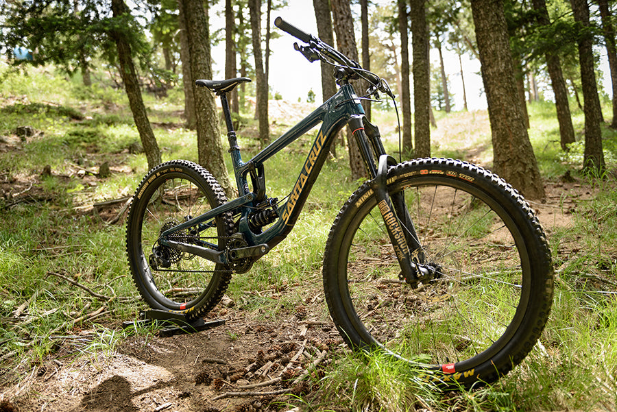 Santa Cruz Nomad Mountain Bike