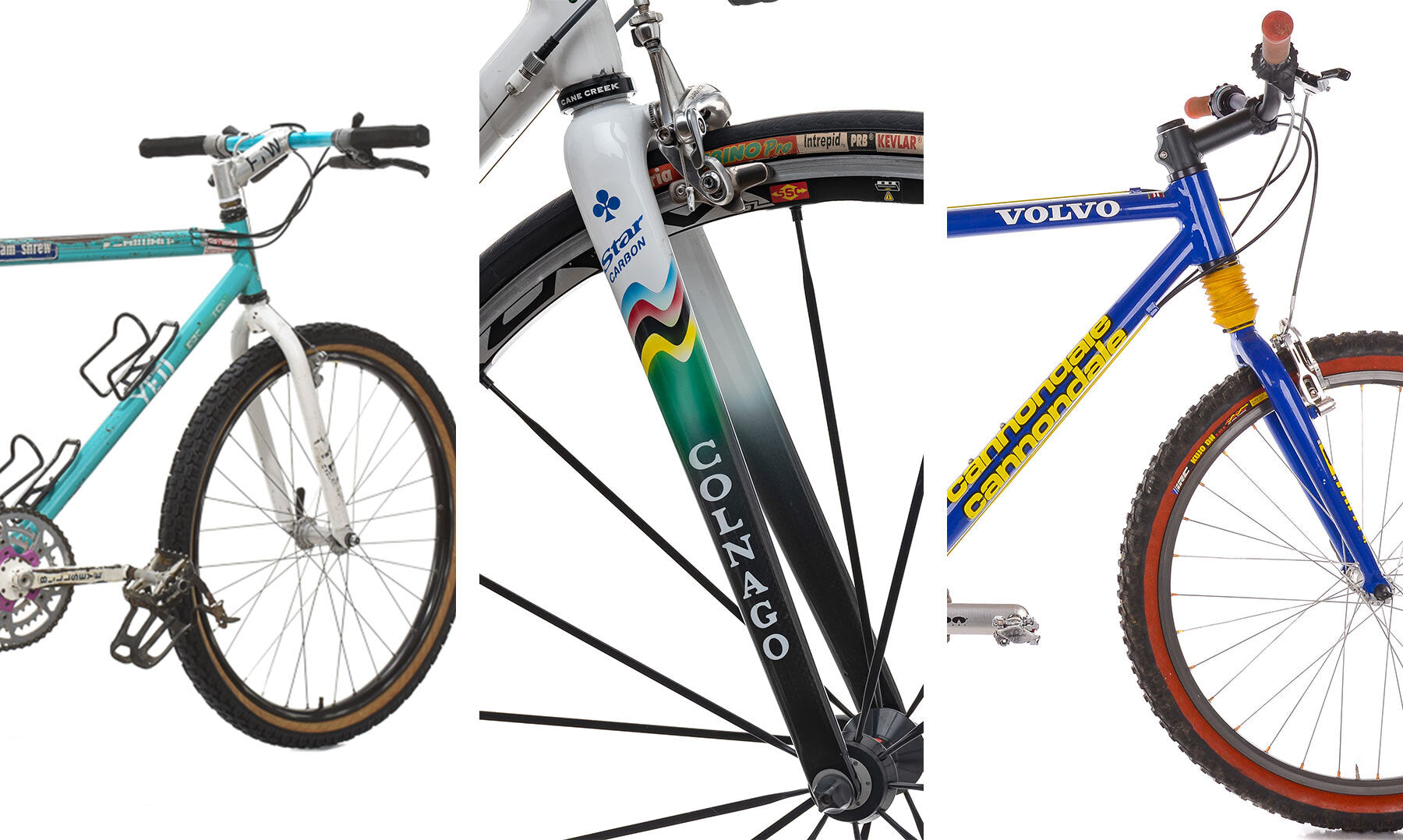 Honorable mentions iconic cycling colors