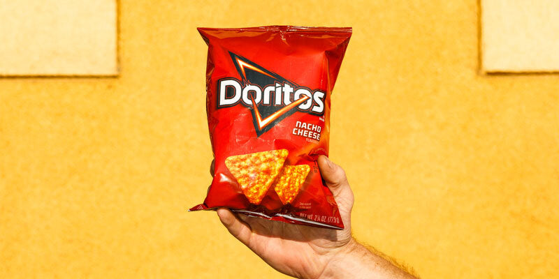 Have some Doritos why doncha