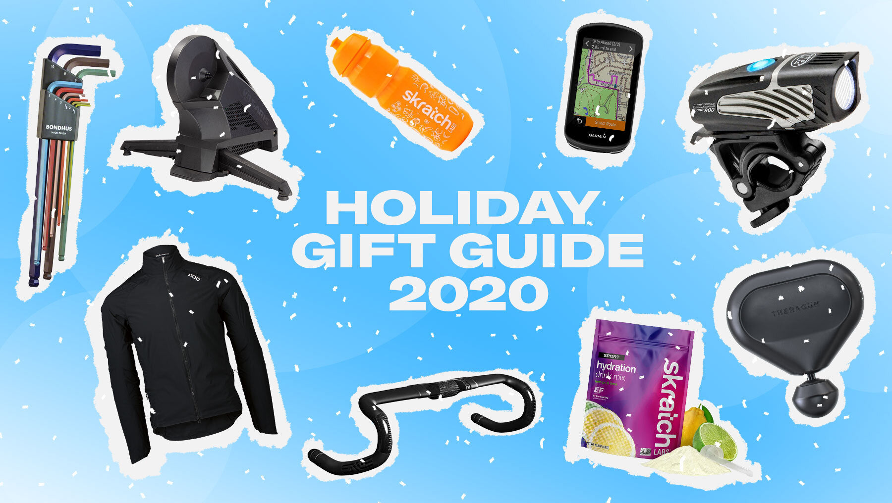The pro's closet holiday bike gift guide for cyclists