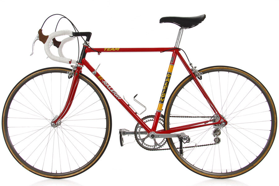 Scott Moninger's 1983 Raleigh Slide
