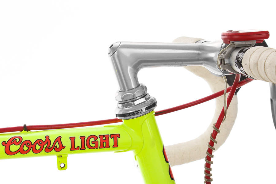 Scott Moninger's 1990 Serotta Team Coors Light Slide