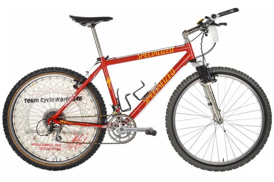Ned Overend's Specialized M2