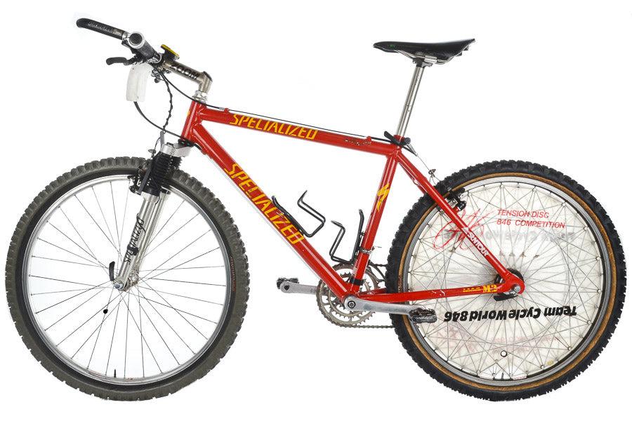 Ned Overend's 1992 Specialized M2 Slide