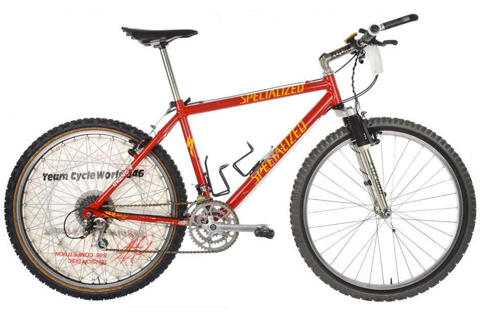 Championship-Winning XC Bikes Then and Now | The Pro's Closet