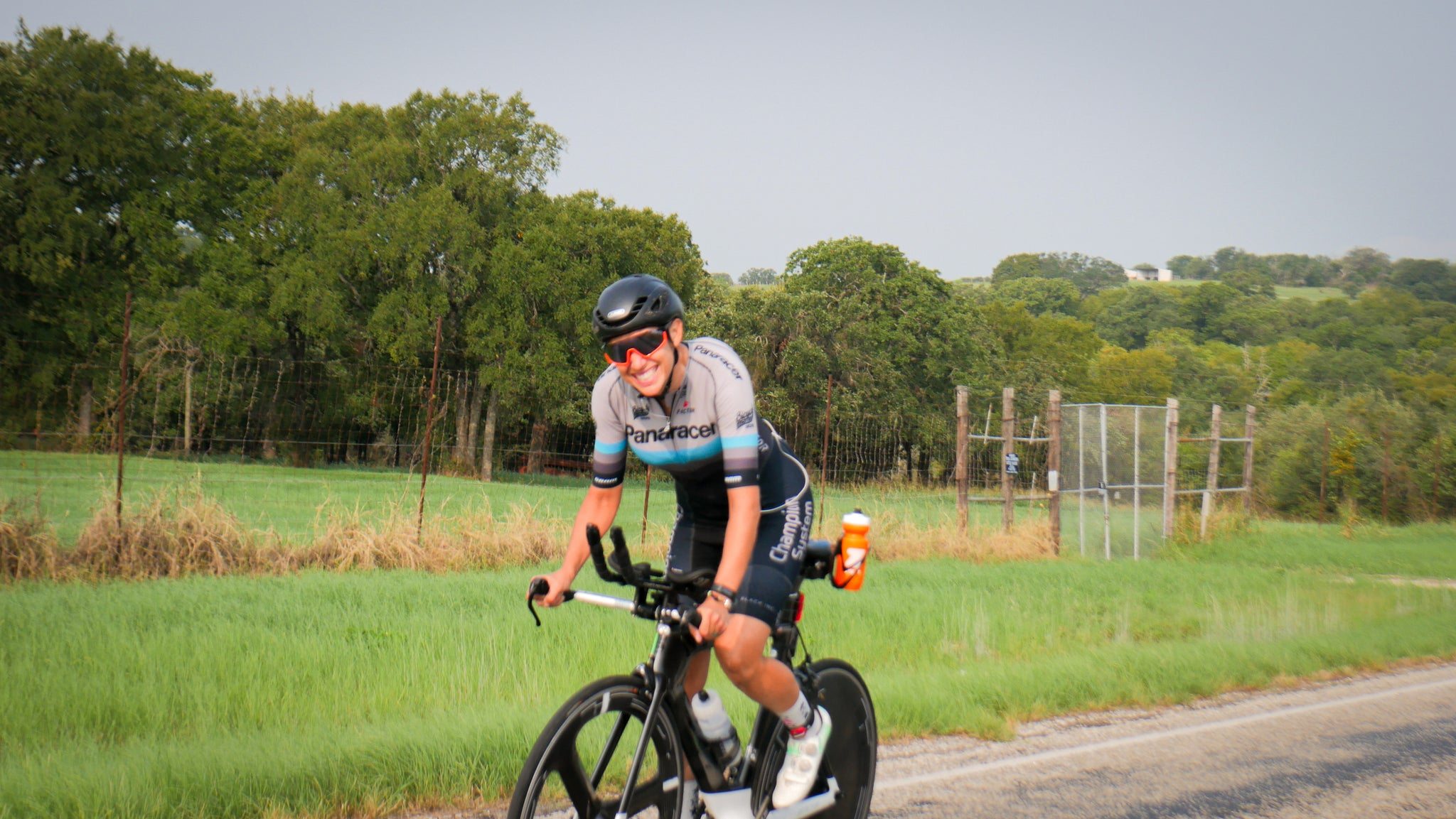 Christie Tracy 24-hour time trial