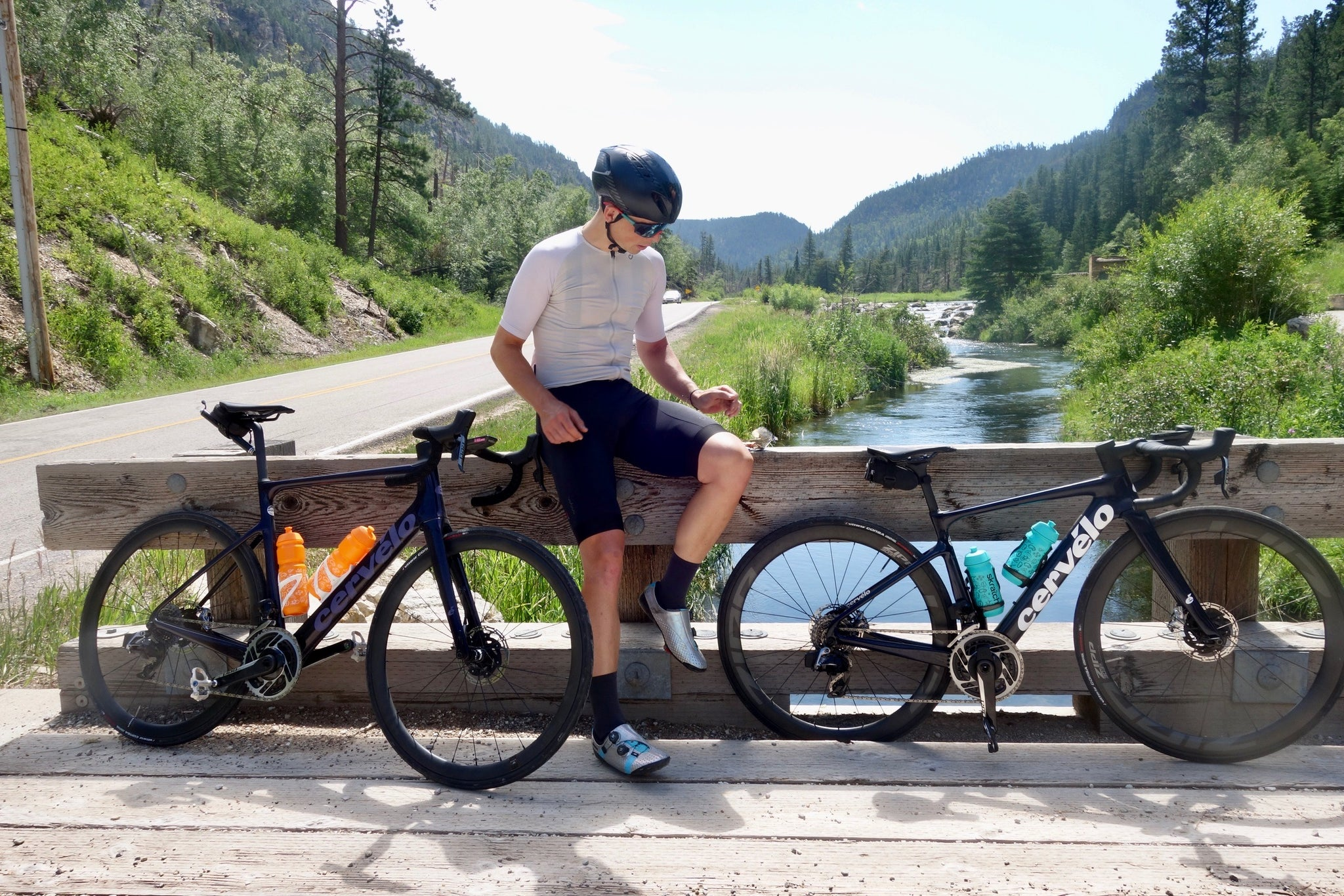 Sturgis, SD road cycling routes