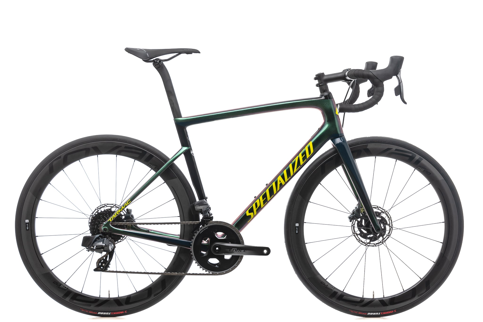 2020 Specialized Tarmac SL6 SRAM Force AXS Road Bike