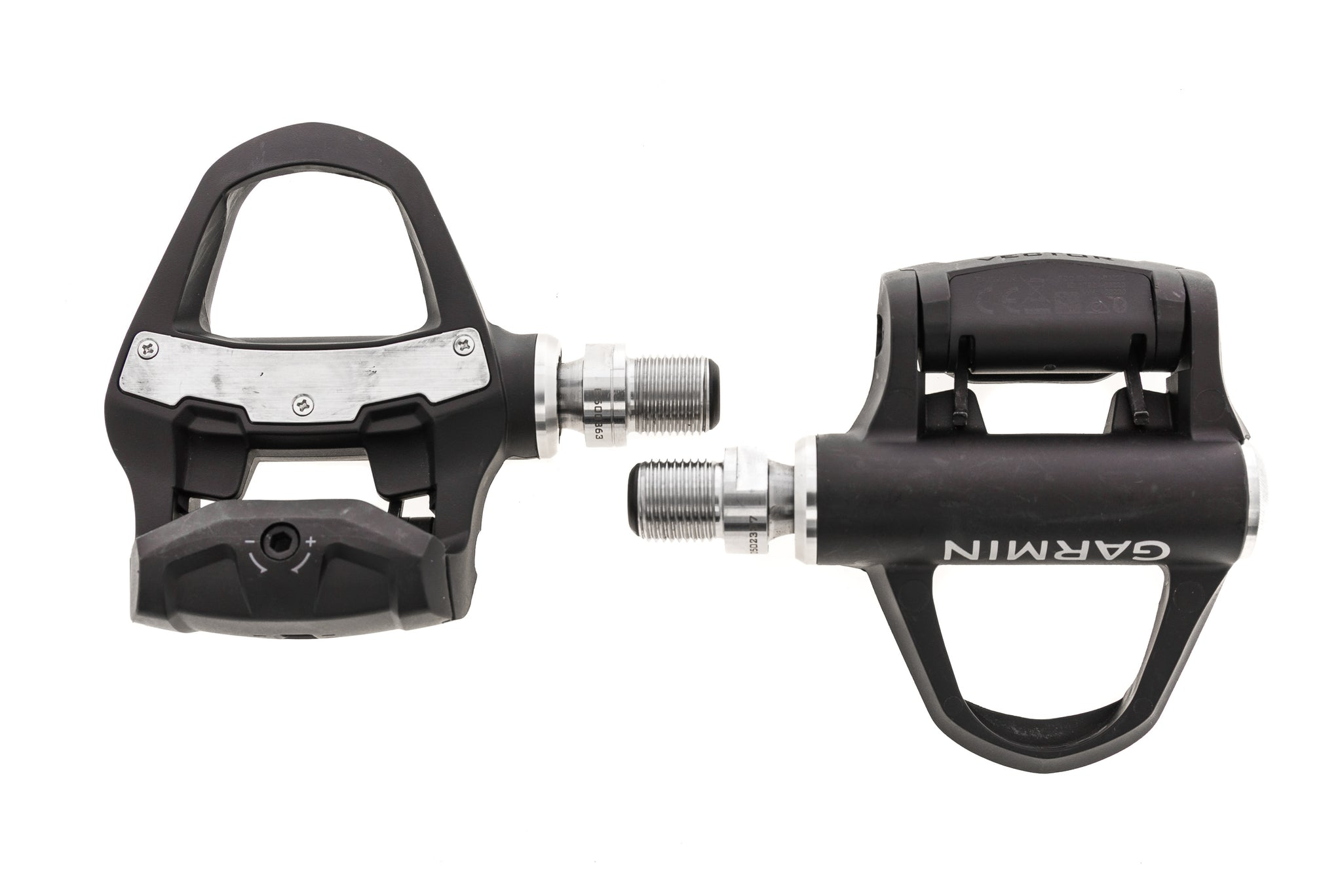Garmin Vector 3 power meter pedals