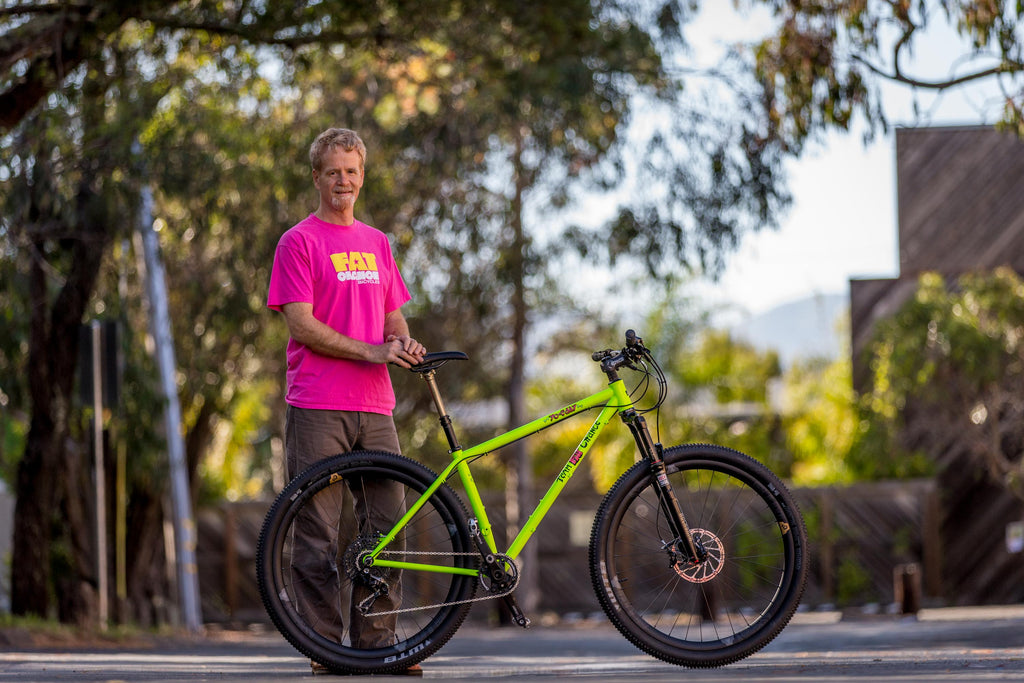 Chris Chance of Fat Chance Bicycles Interview