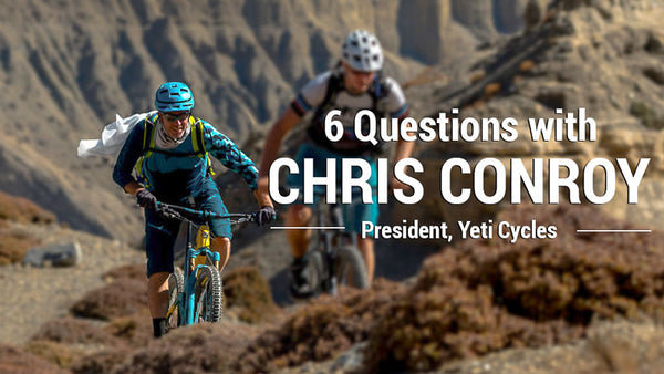 Chris Conroy Yeti Cycles Bike Industry Interview