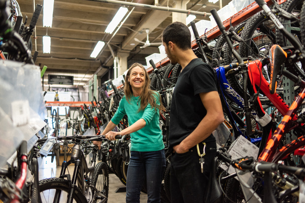 Certified Pre-Owned bikes from The Pro's Closet