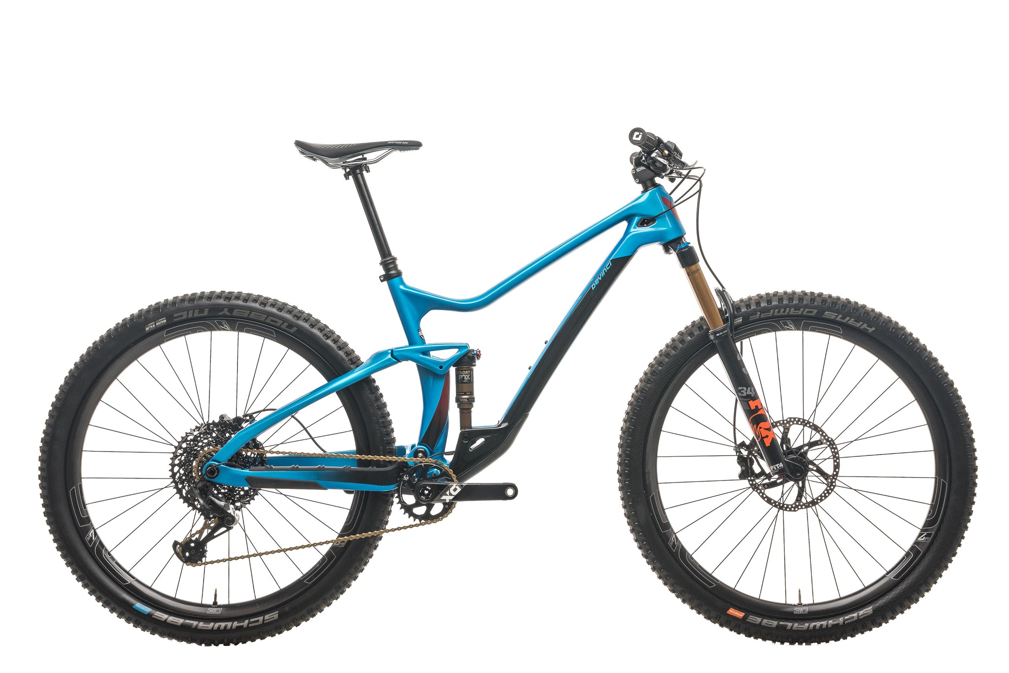 Devinci Django mountain bike