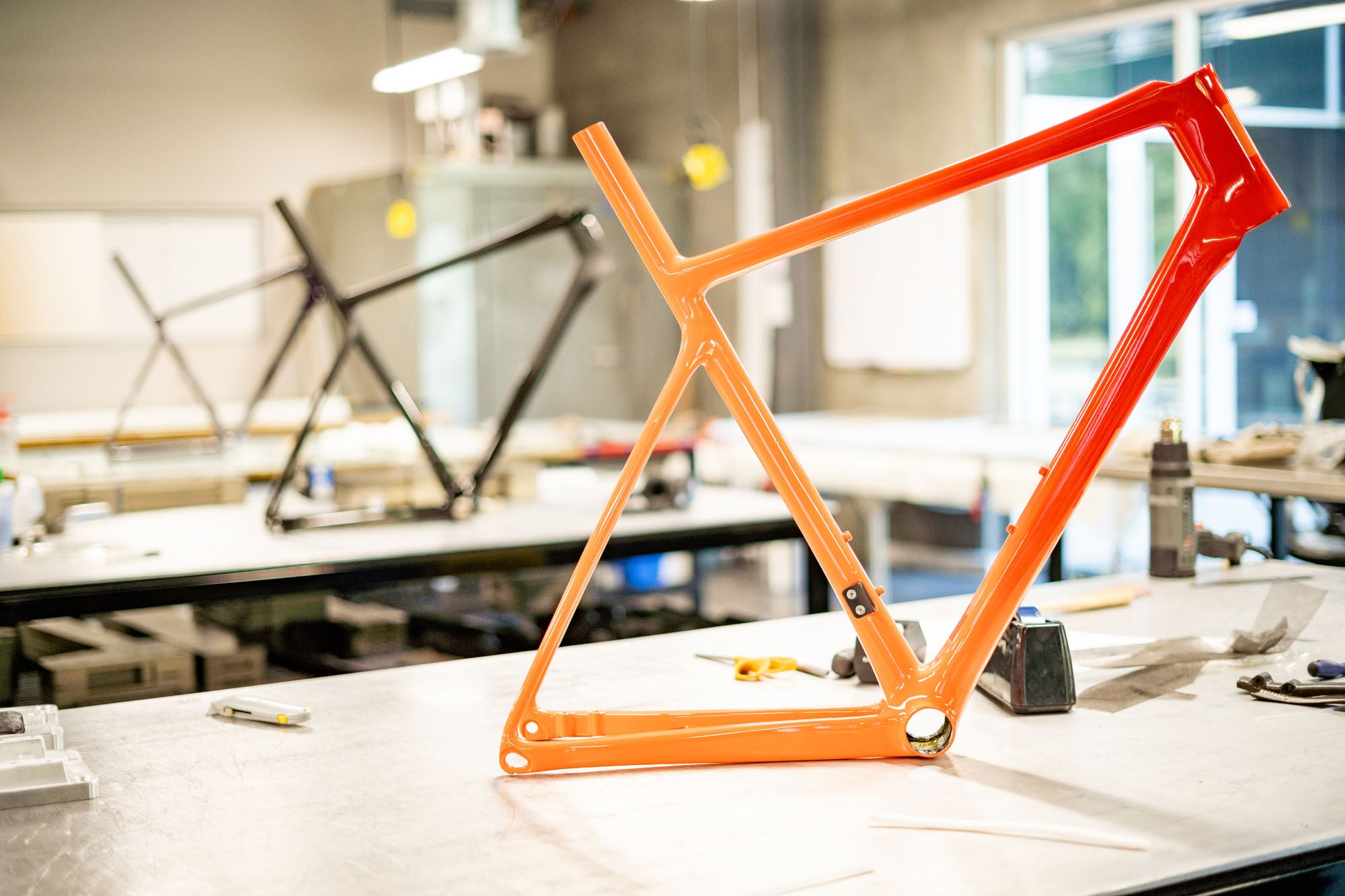 ENVE Custom Road paint options