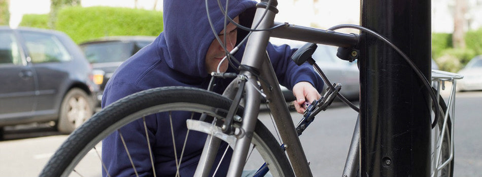 How to Protect Yourself Against Bike Theft