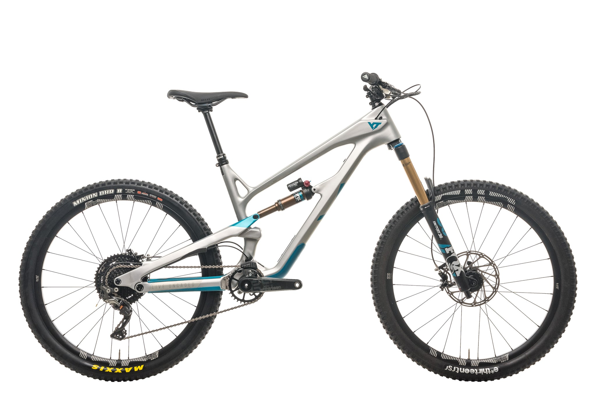 YT Jeffsy 27.5 mountain bike