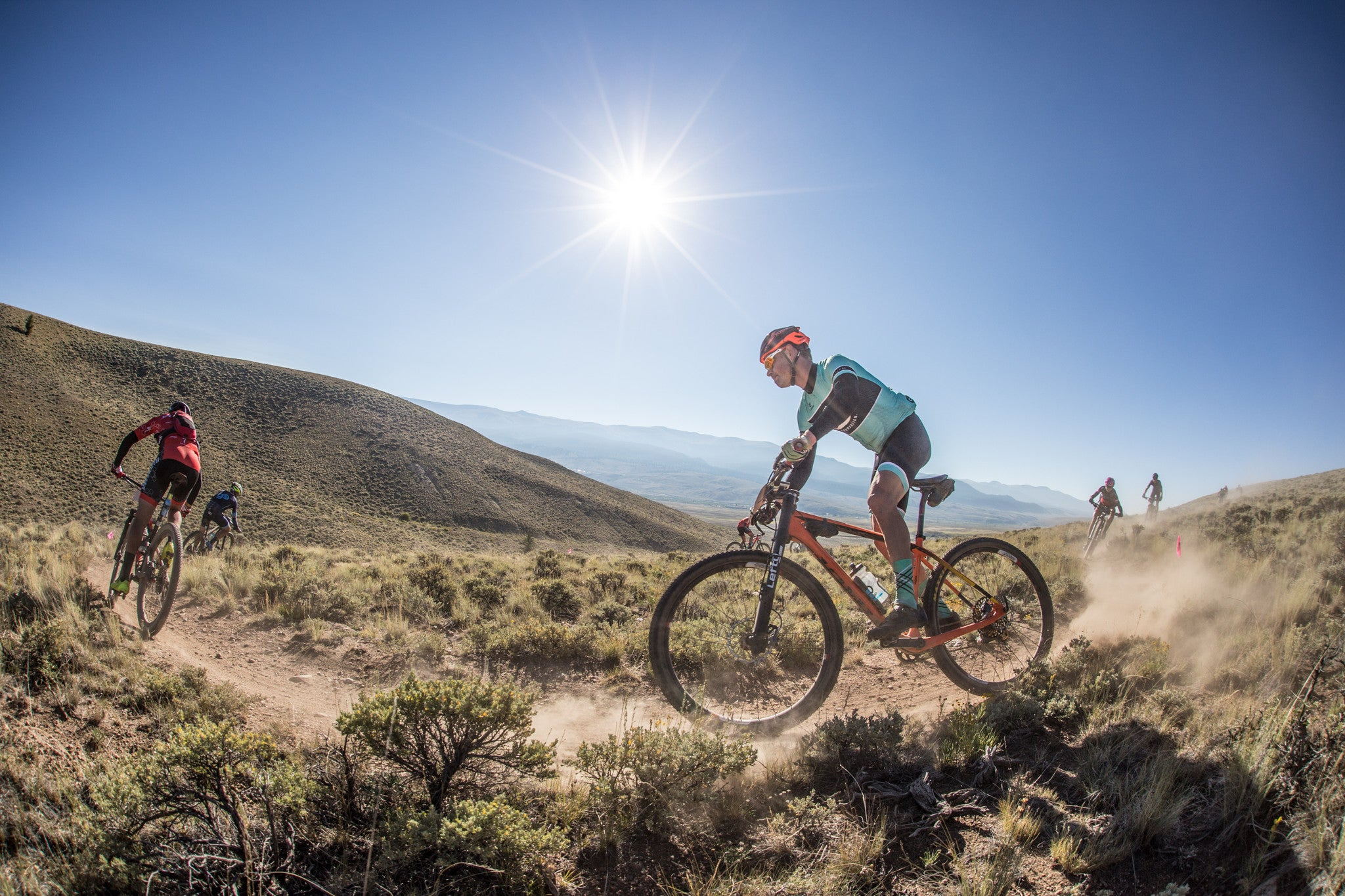 Leadville Trail 100 MTB