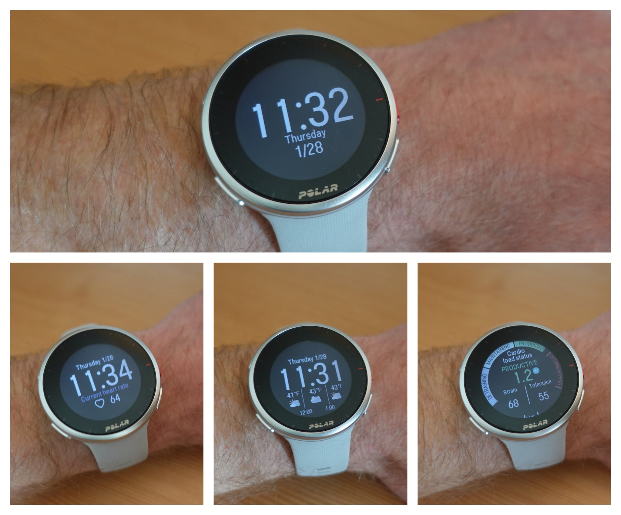Polar Vantage V2 running cycling swimming GPS watch review training features