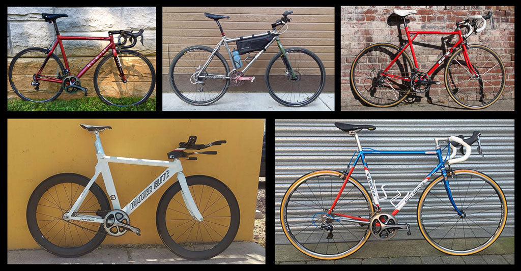 What You Ride: 5 Retro-Mod Builds