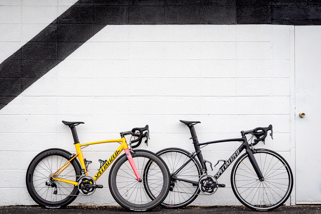 Specialized Allez Sprint Crit Racing bikes