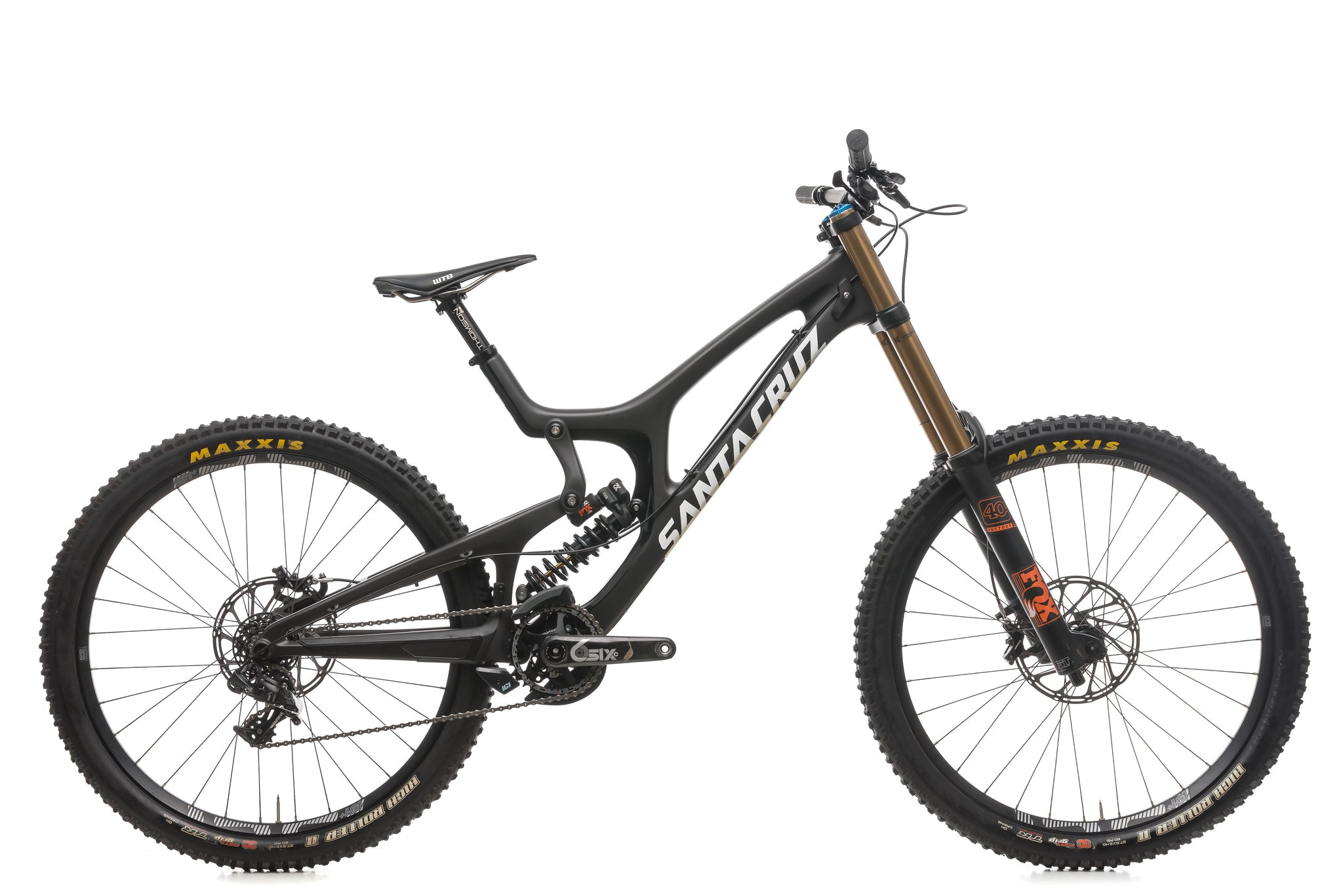 Santa Cruz V10 Used Mountain Bike