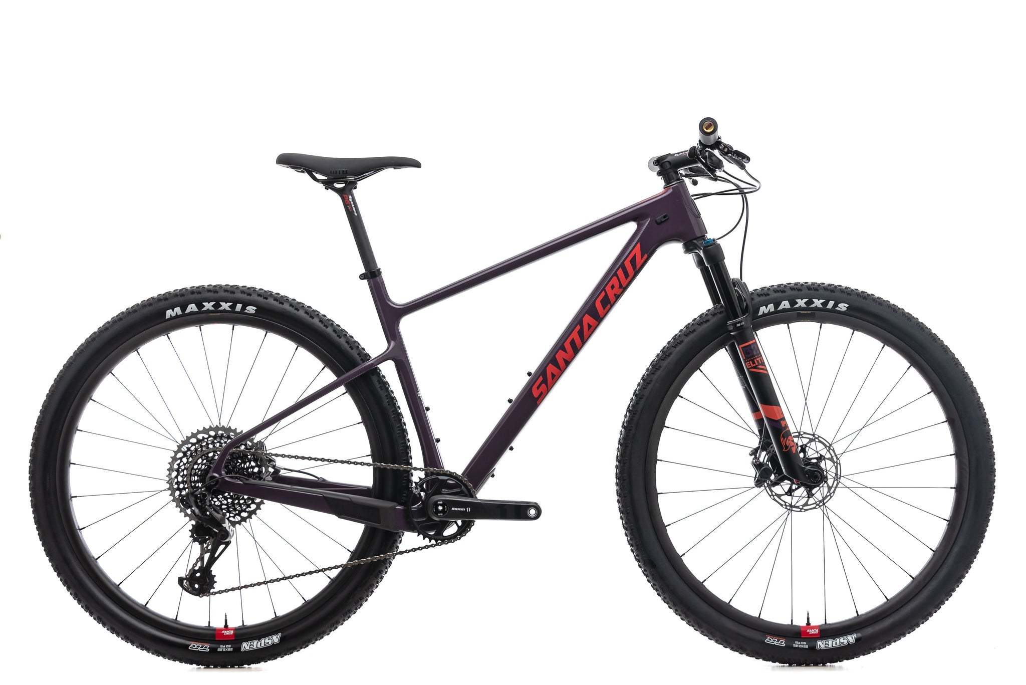 Santa Cruz Highball Used Mountain Bike
