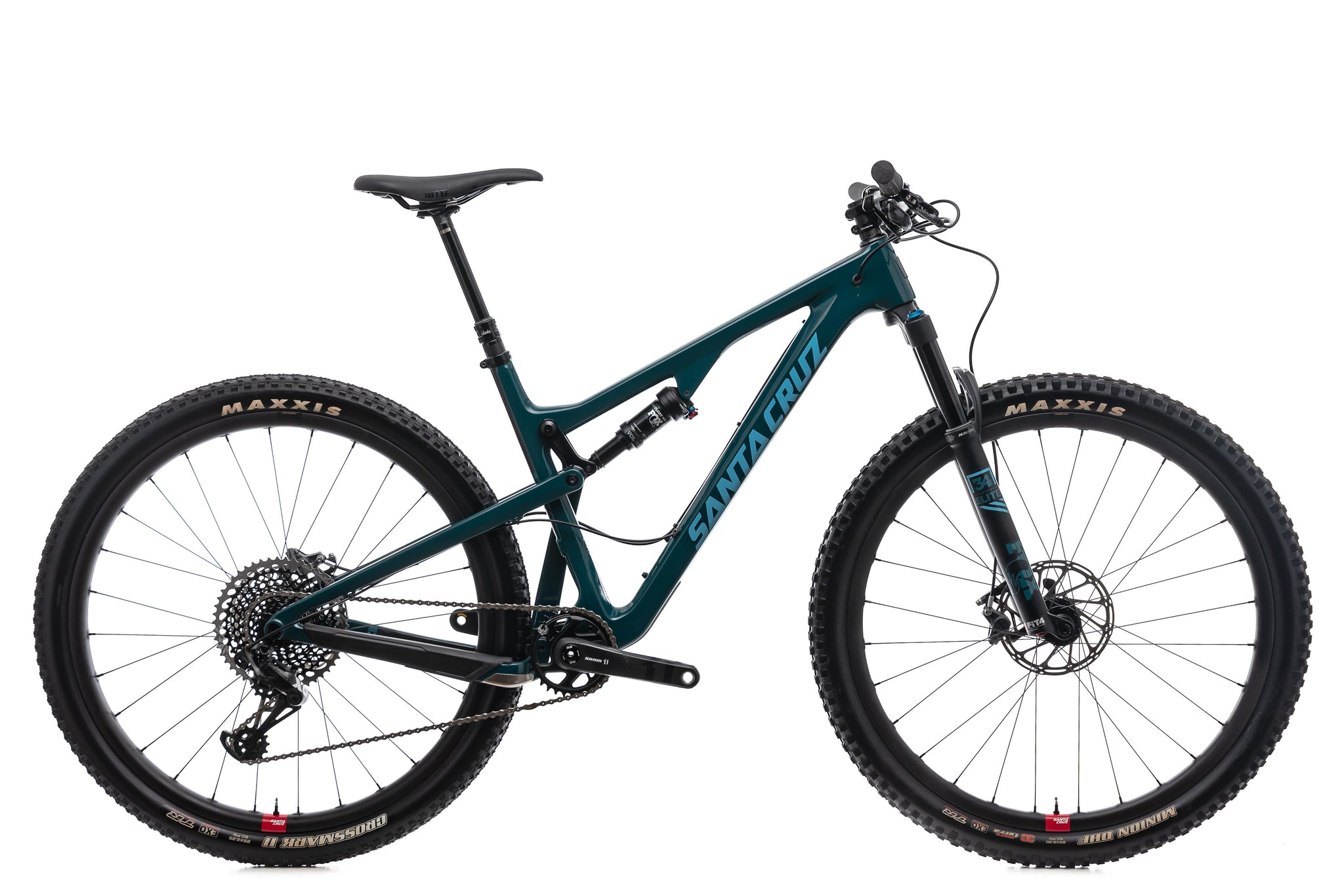 Santa Cruz Tallboy Used Mountain Bike