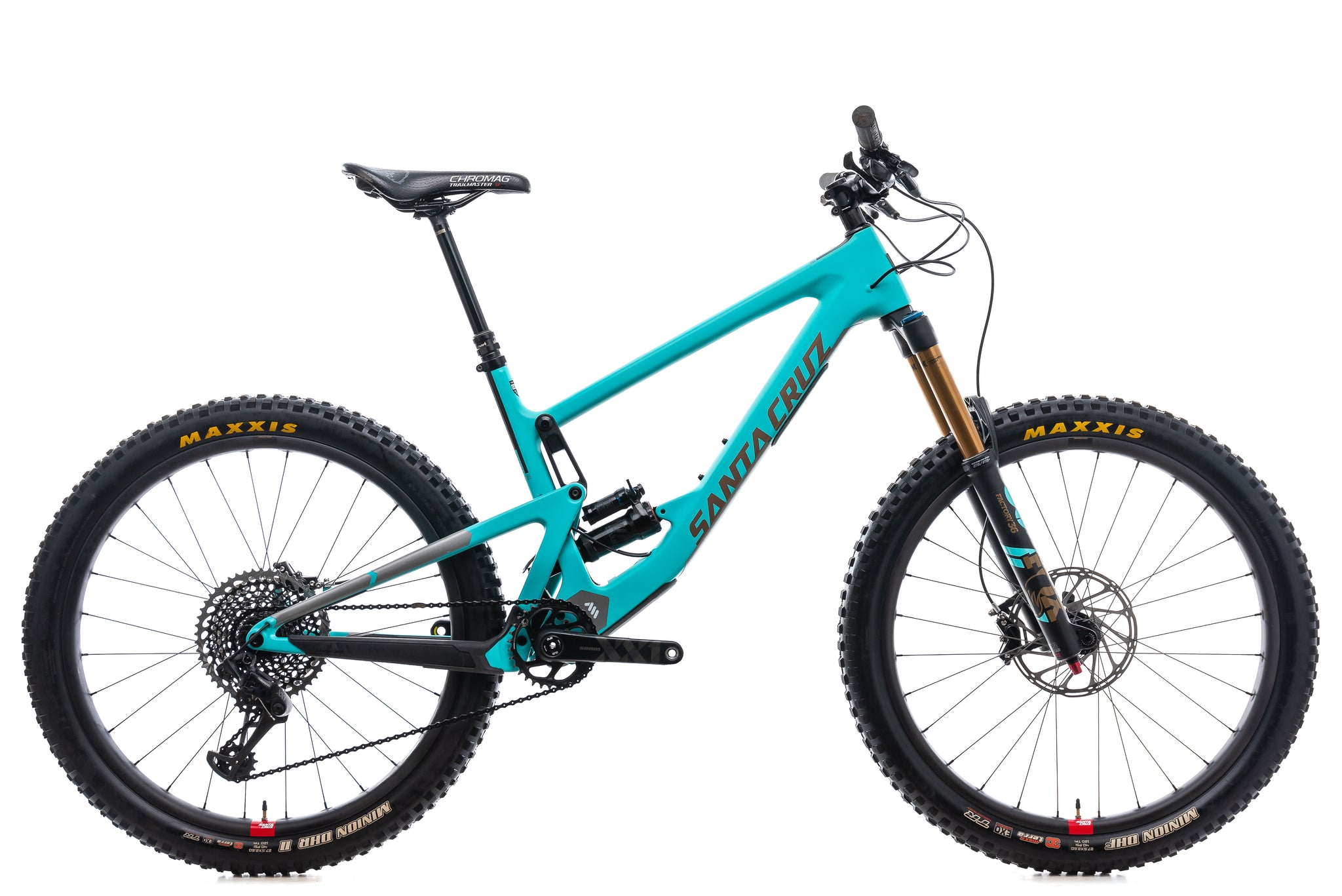 Santa Cruz Bronson Used Mountain Bike