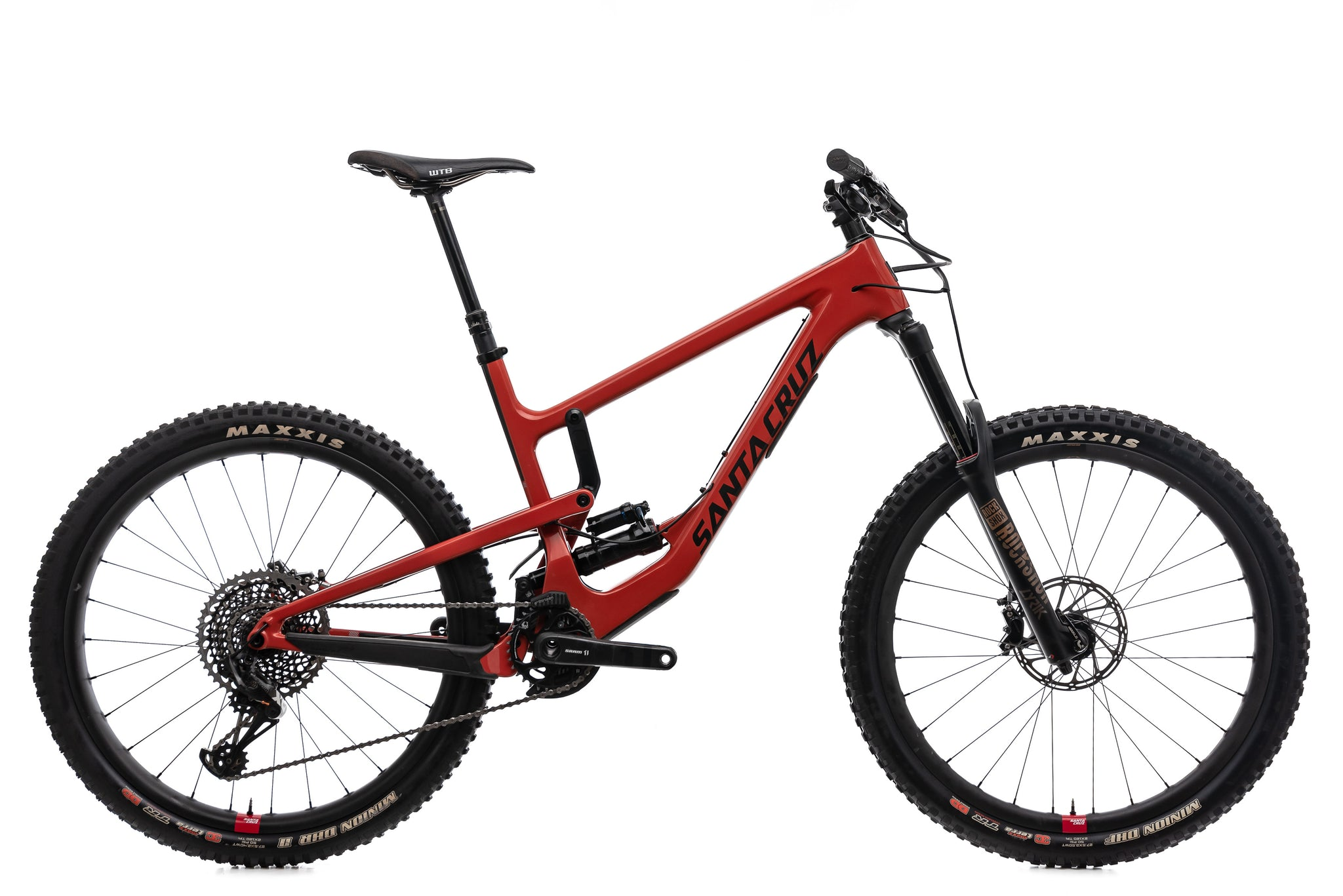 Santa Cruz Nomad Used Mountain Bike