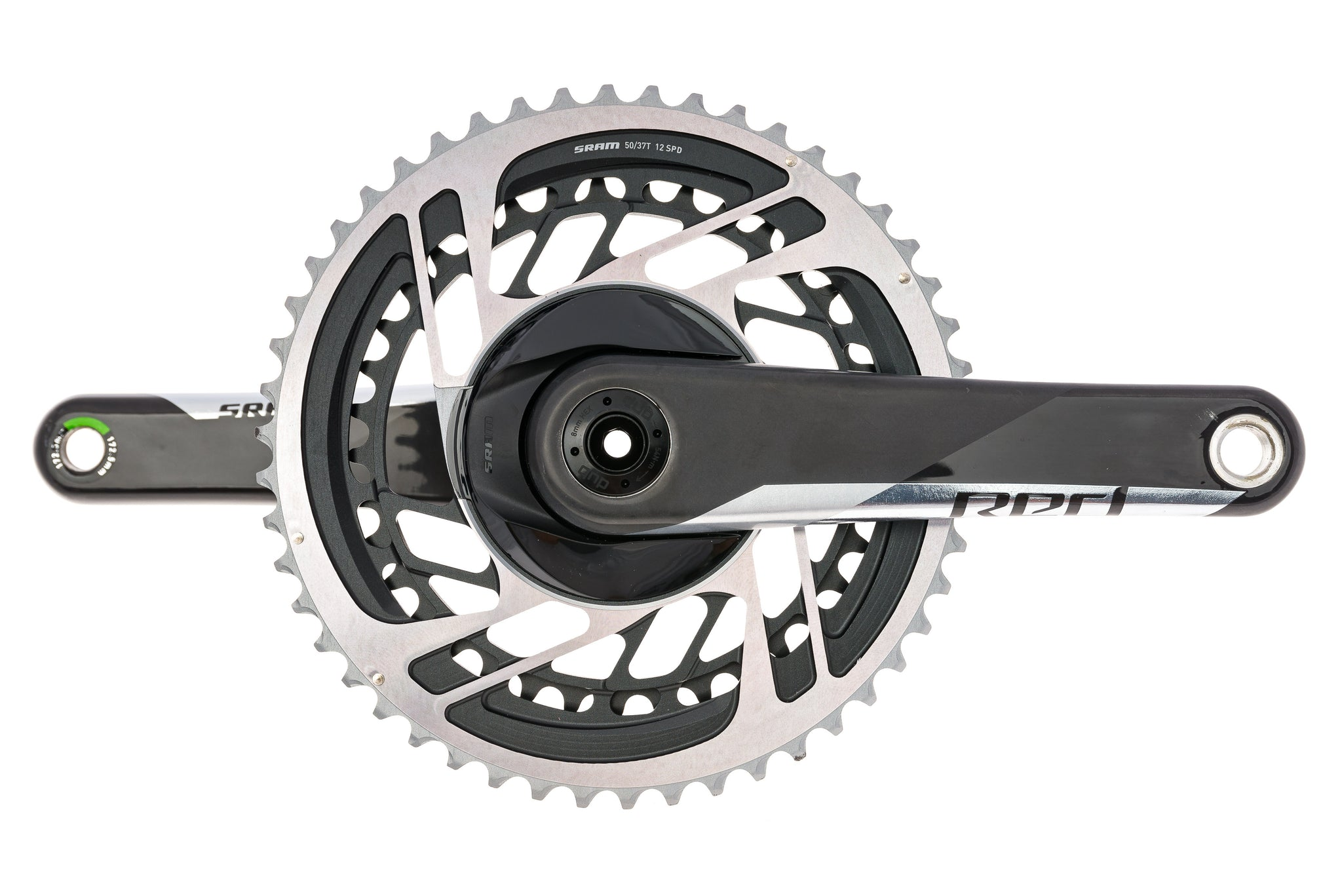 SRAM Red AXS Carbon crank set